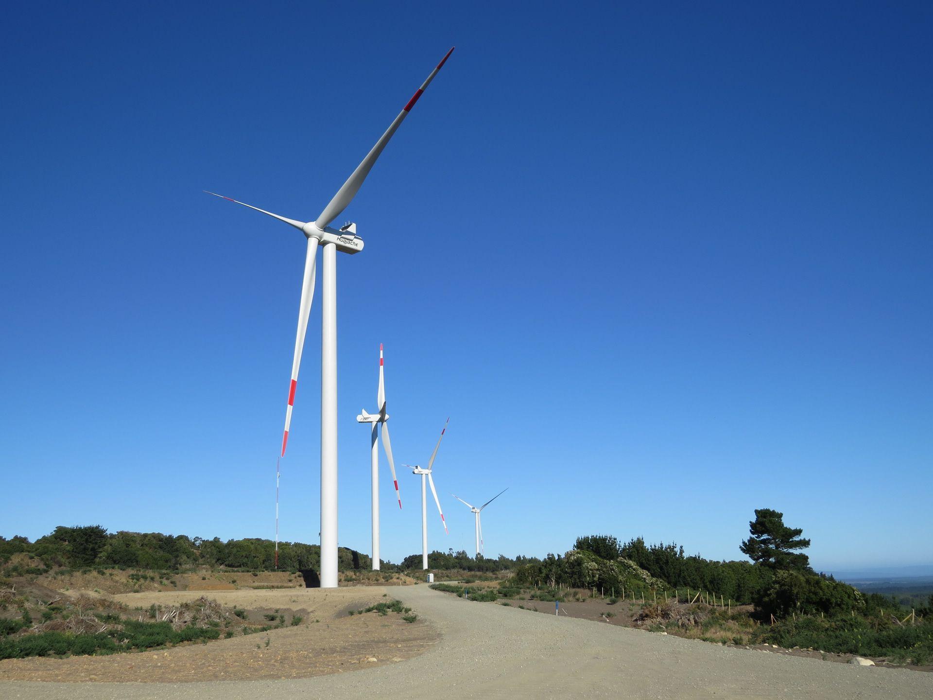 Raki & Huajache Wind Farm