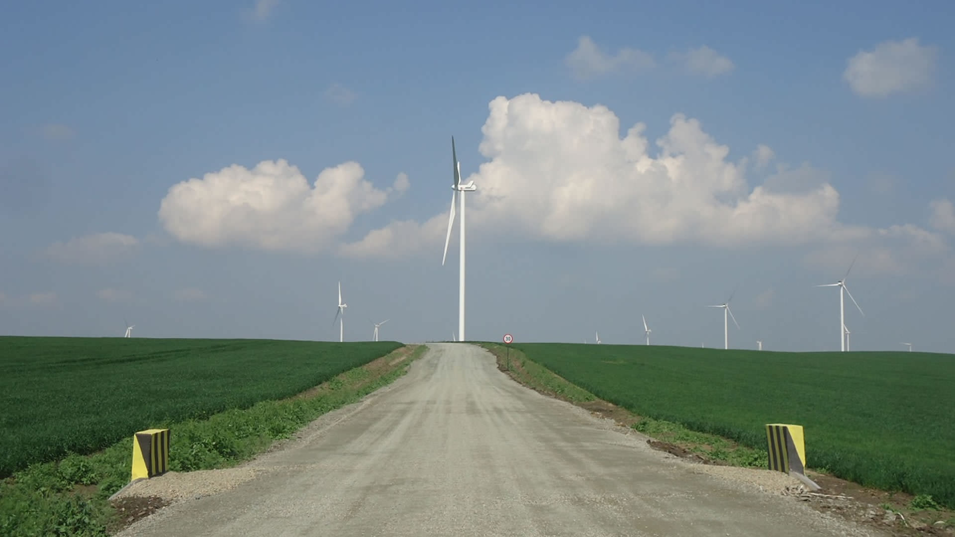 Facaeni Phase II Wind Farm