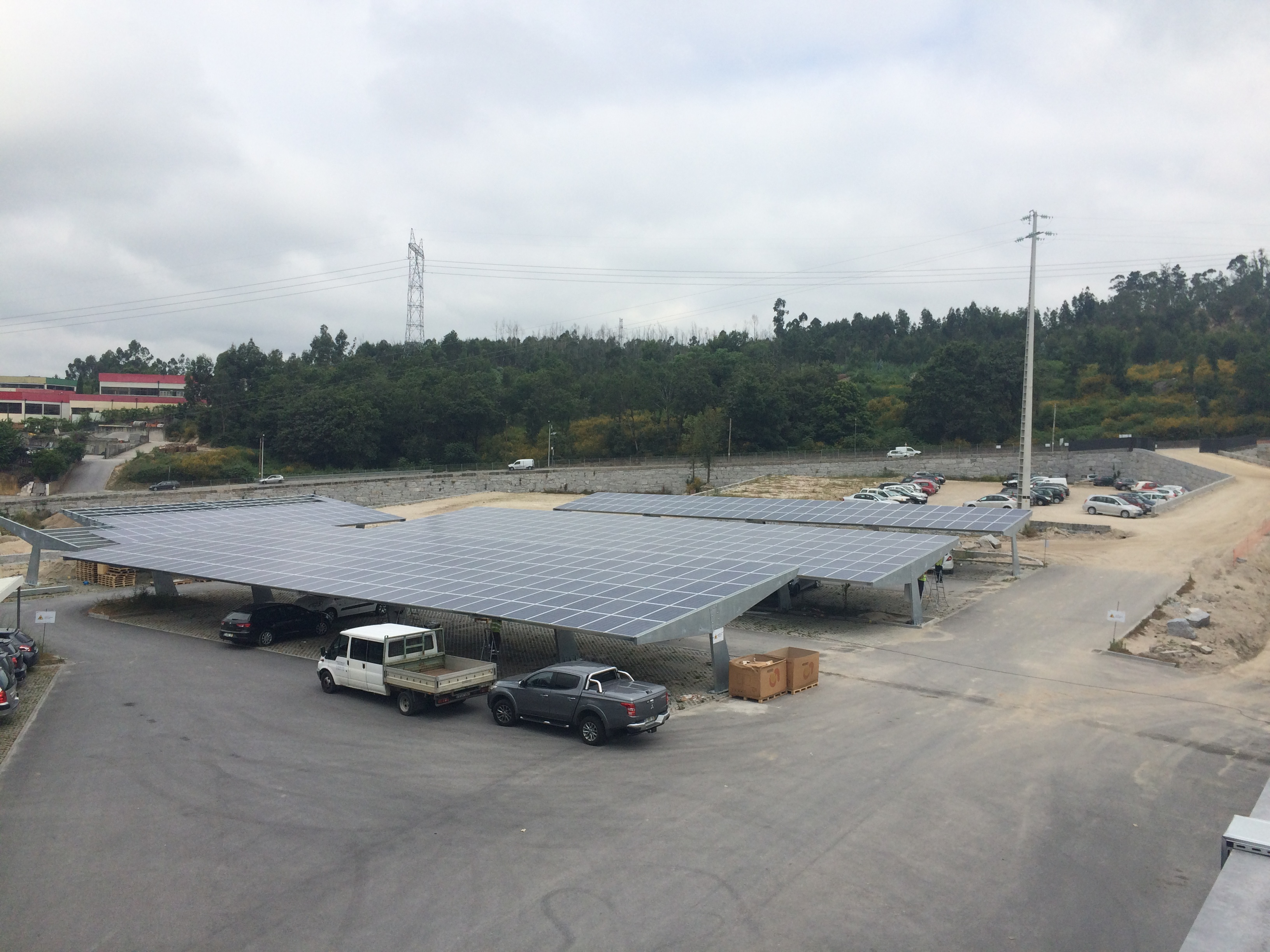 Kyaia Self-Consumption PV Plant