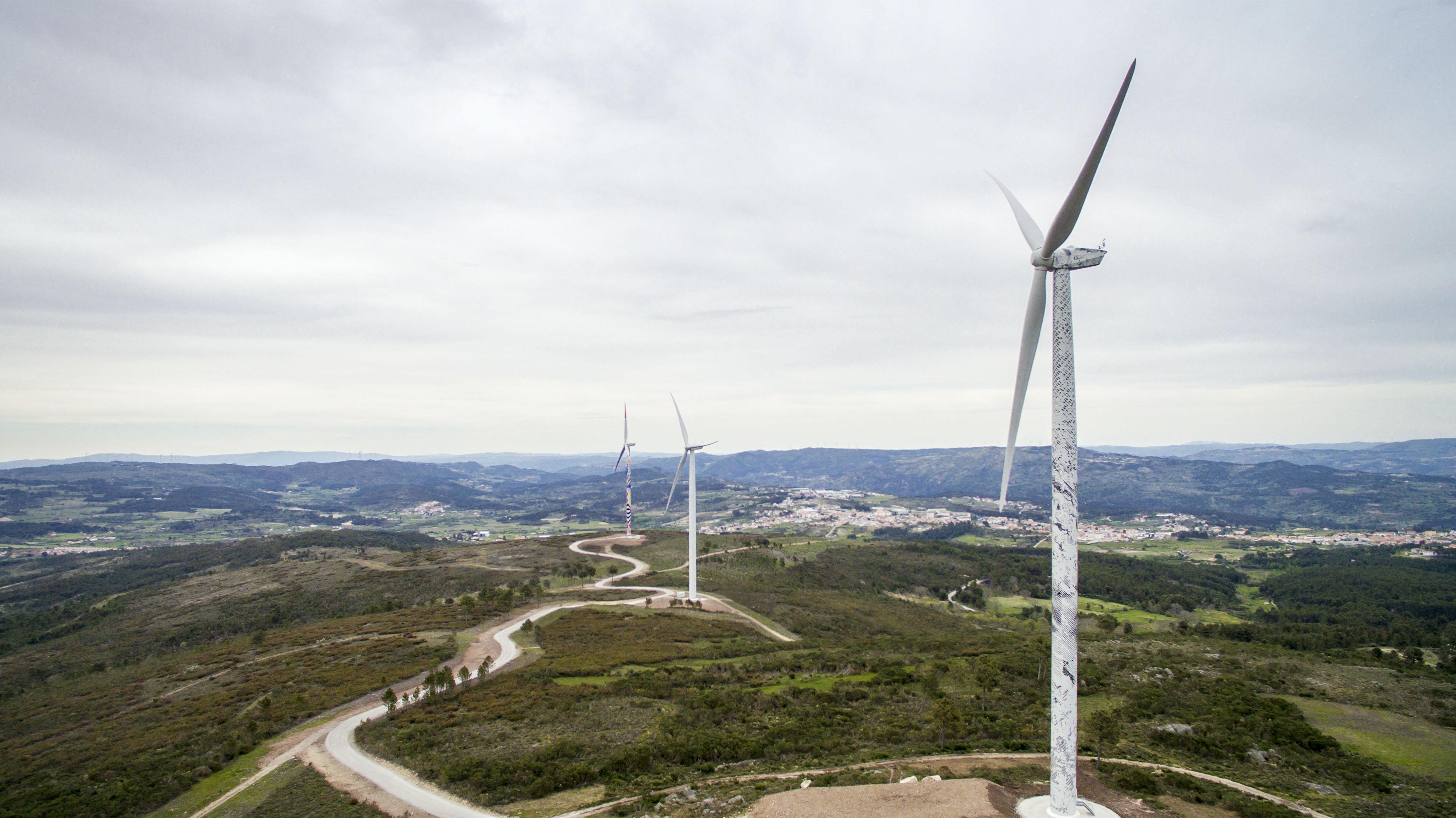 Moimenta I & II Wind Farm