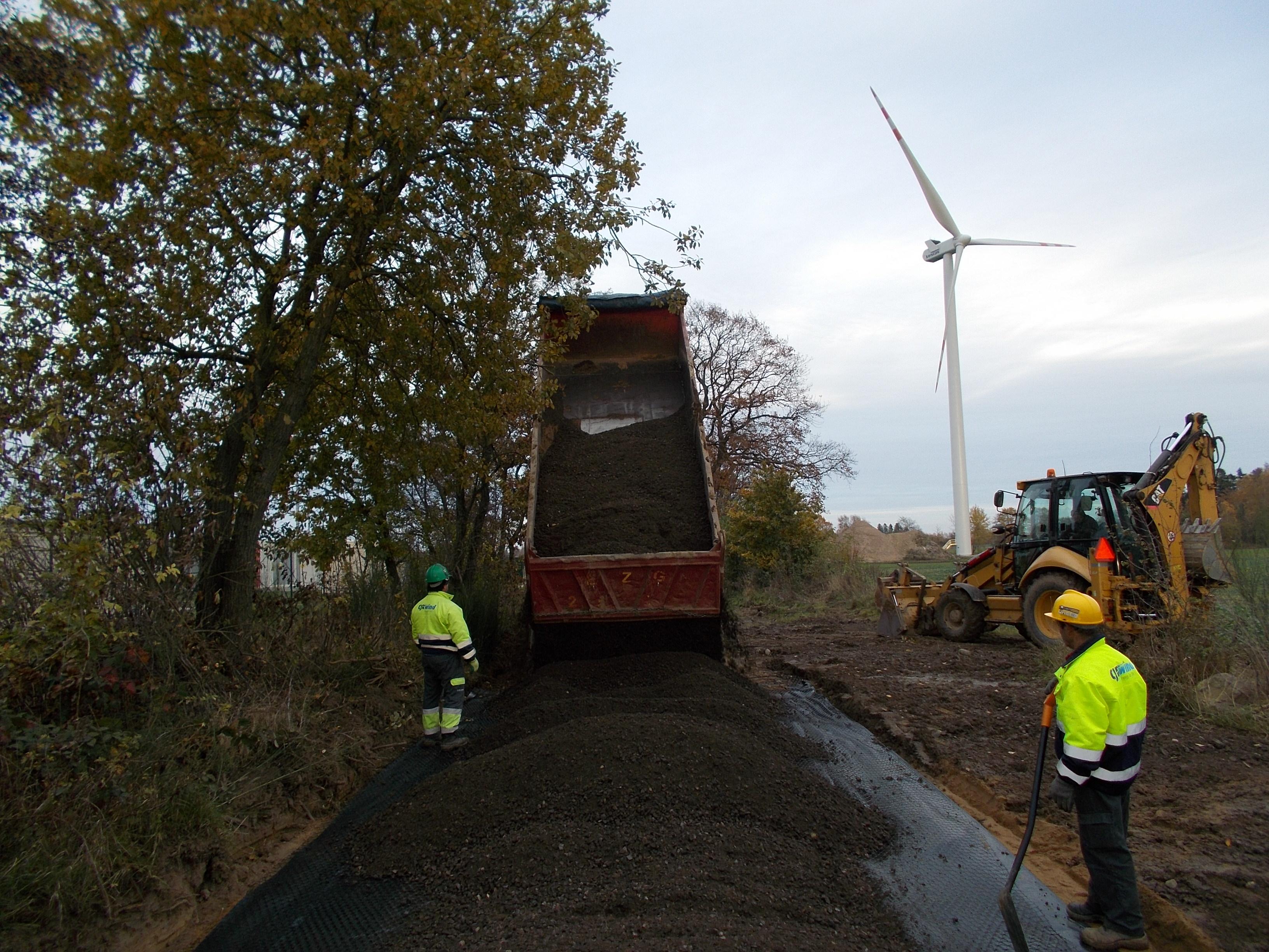 Lotnisko Wind Farm