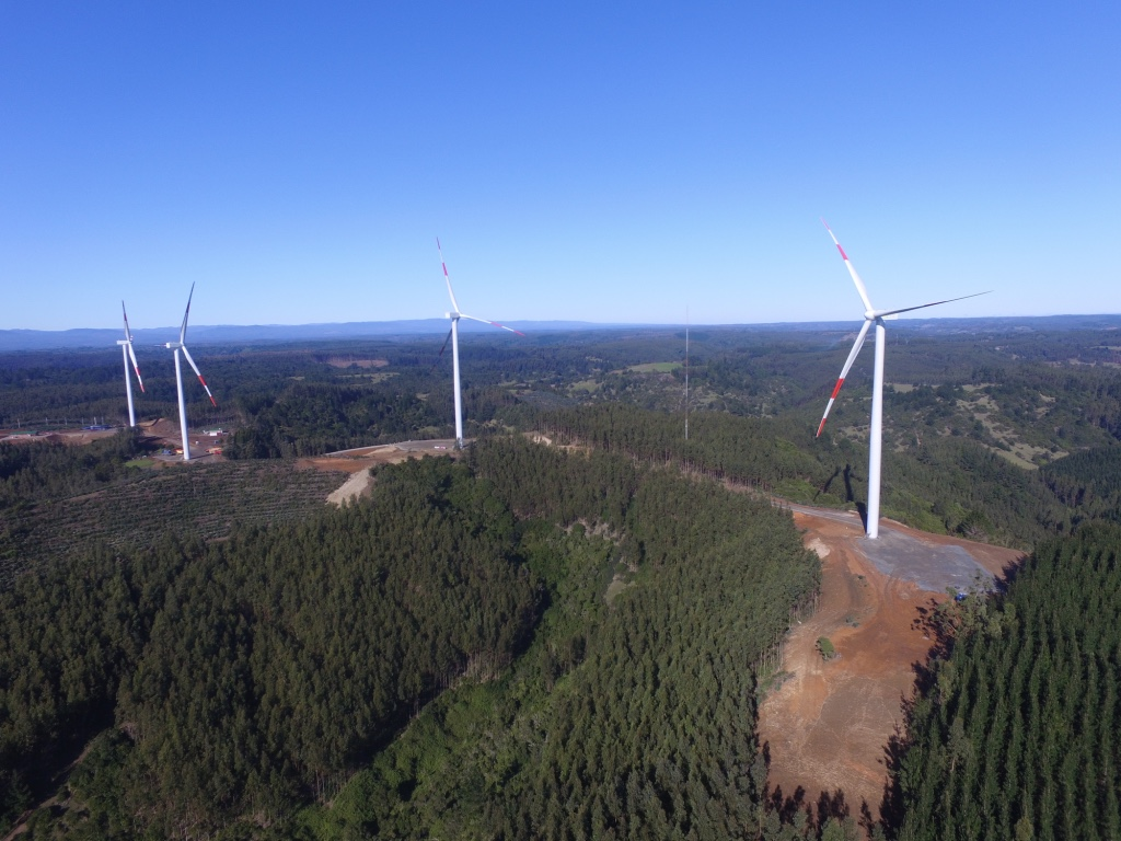 Las Peñas Wind Farm