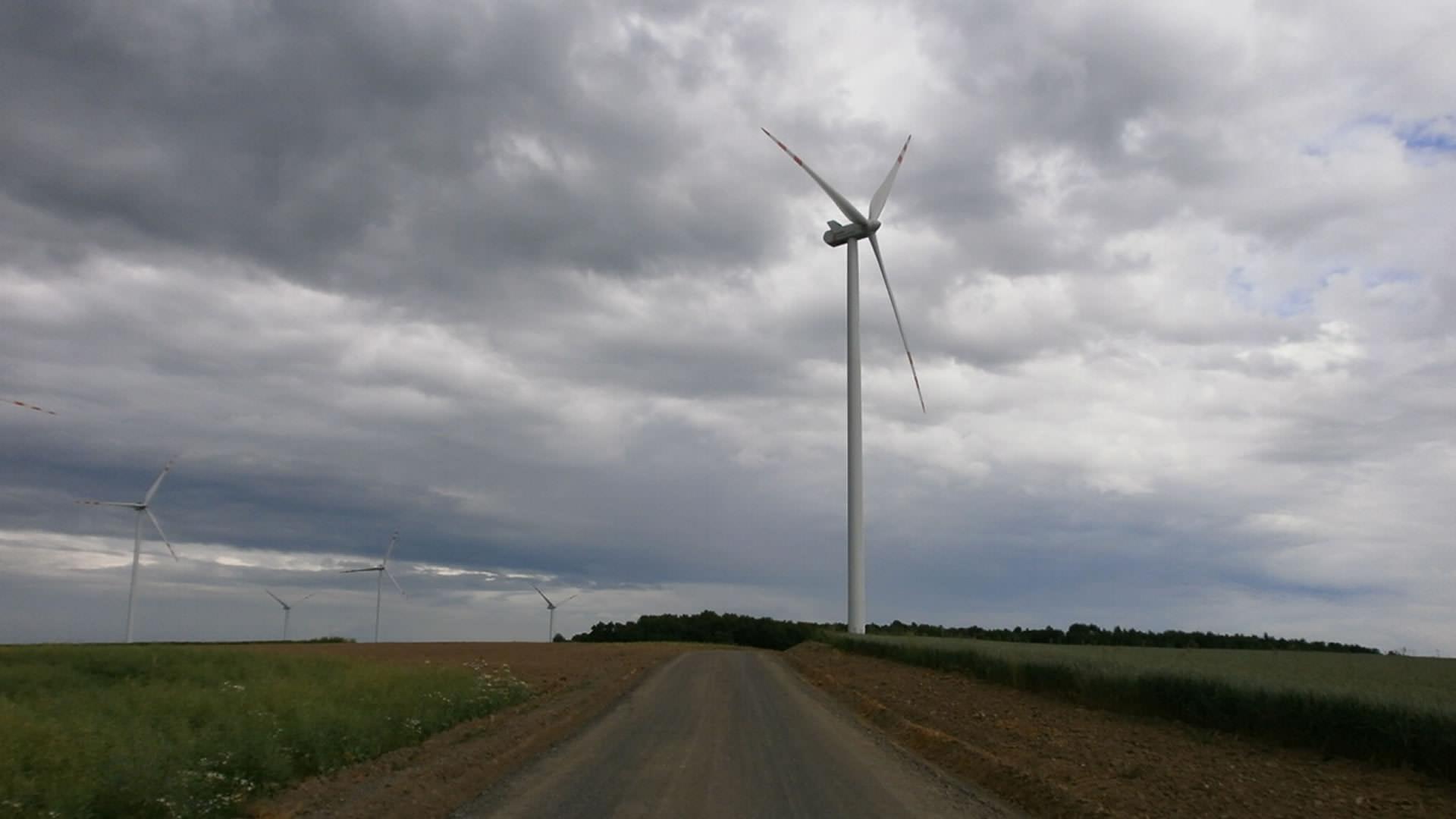 Jedrzychowice Wind Farm